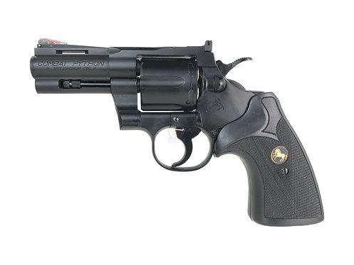 Kokusai Colt Python  3 inch .357 Magnum Gas Revolver
