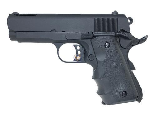 SRC SR1911 v10 ultra compact Full Metal Airsoft Gas Blow Back Pistol GB-0740B