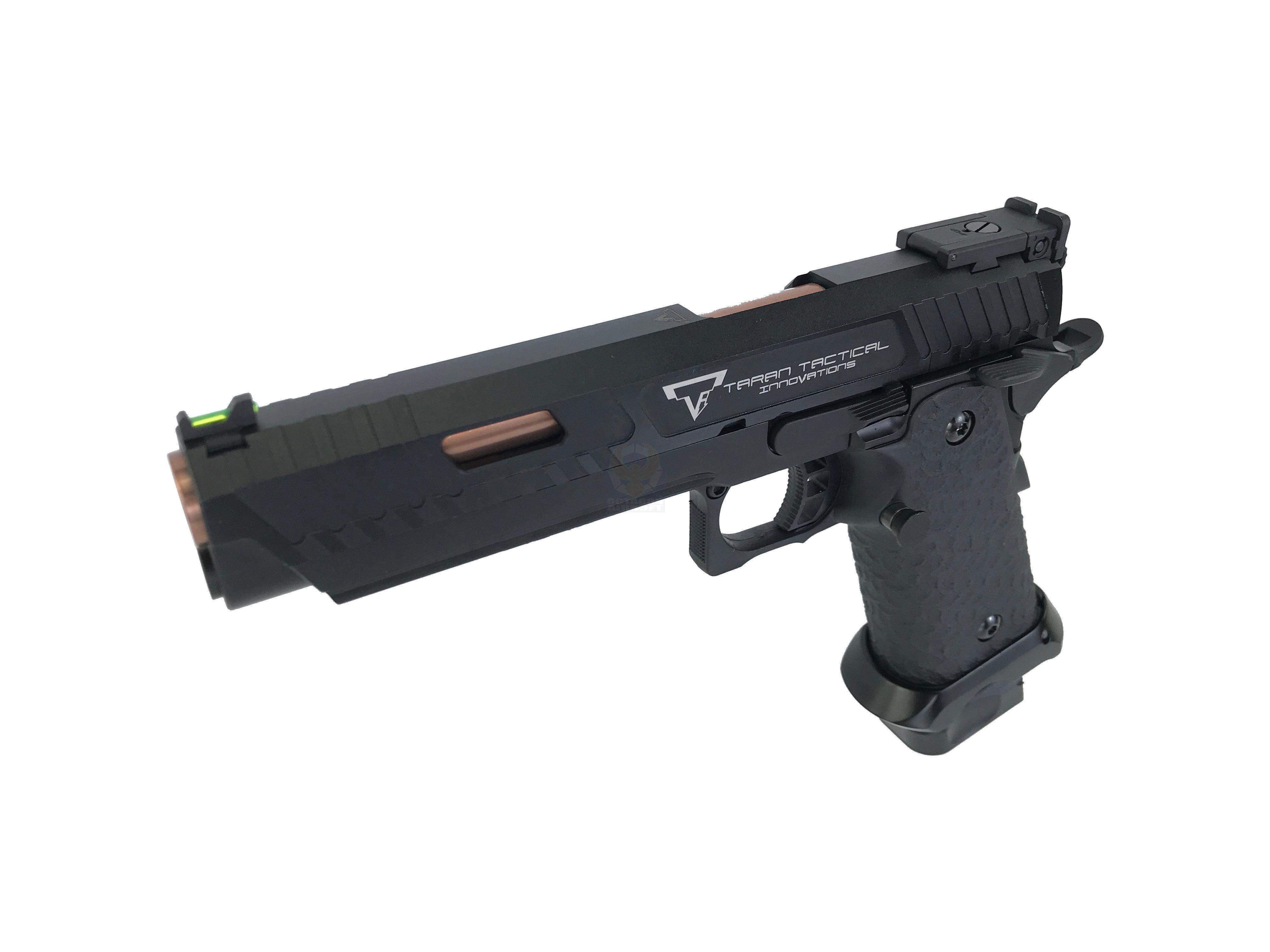 Phoenix Auto Parts >> AW Custom EMG / TTI Licensed 2011 Combat Master GBB Pistol | Octagon Airsoft