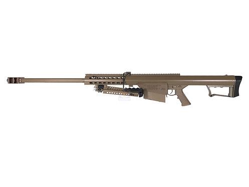 Barrett M82A1 Air Cocking Sniper Rifle DE (Snow Wolf) BARRETT LICENSED
