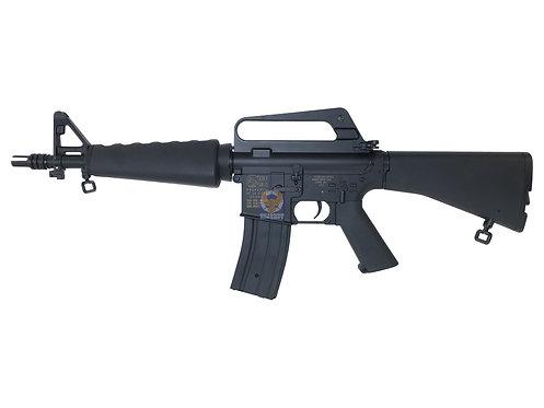 Flintlock Workshop CAR-15 Submachine Gun Custom Airsoft AEG Rifle