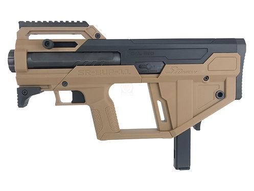 SRU Bullpup SMG Kit with KSC M11 GBB DE/BK
