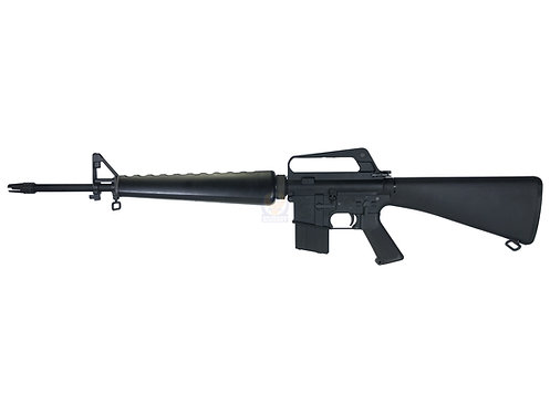 WE M16A1 M16VN GBB Rifle Open Chamber with Custom marking