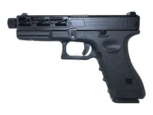 Army R17-3 EXO Style G17 GBB Pistol (BK)