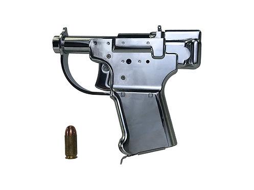 HWS FP-45 Liberator Model Gun (gloss chrome)