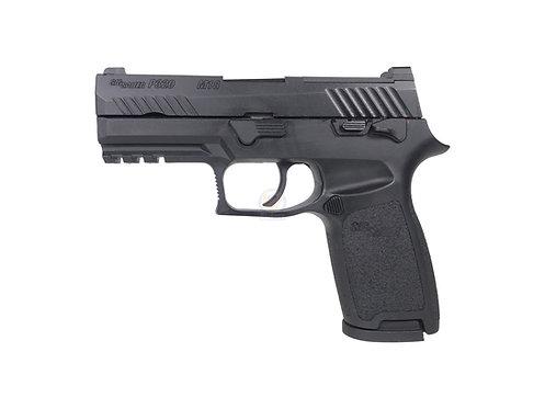 SIG SAUER Licensed M18 P320 6mm GBB Pistol (BK)
