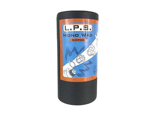 LPS Mono Wad (50pcs per can) for APS CAM MK1, MK2, MK3 Cartridge White