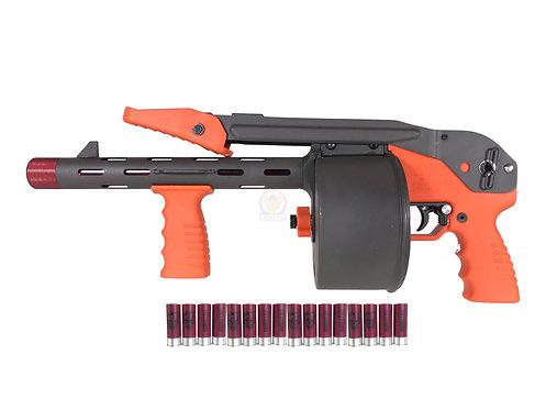FCW Striker 12 Toy Gas Shotgun Airsoft Version (APS shell x12)