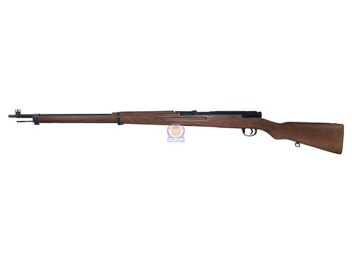 S&T Arisaka Type 38 Spring Powered Bolt Action Airsoft Rifle