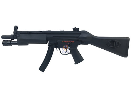 Classic Army MP011M MP5A4 AEG with Tactical Lighted Forearm
