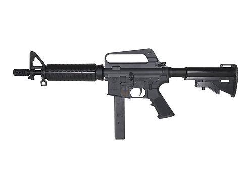 FCW x G&P AR 9MM RO635 AEG with Extra 90rds Magazine x 3pcs Set