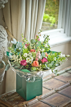 Seasonal florist choice bouquet