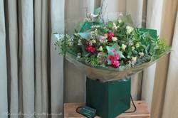 Wild rose gift bouquet