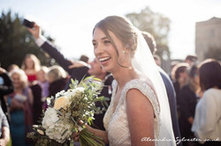 Wedding flowers by Alexandra Sylvester