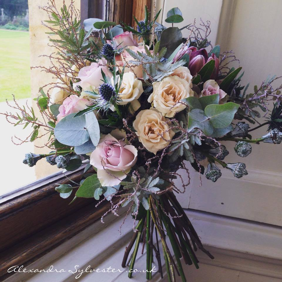 Ashton Court rose bouquet