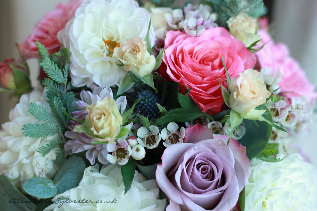 Memory lane rose bouquet