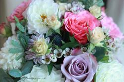 Memory lane rose bouquet