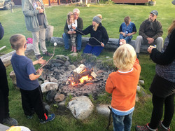 Railroad Earth Family Campfire 004 - 20170806