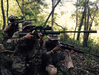 Designated Marksmen and Snipers at TCA Events