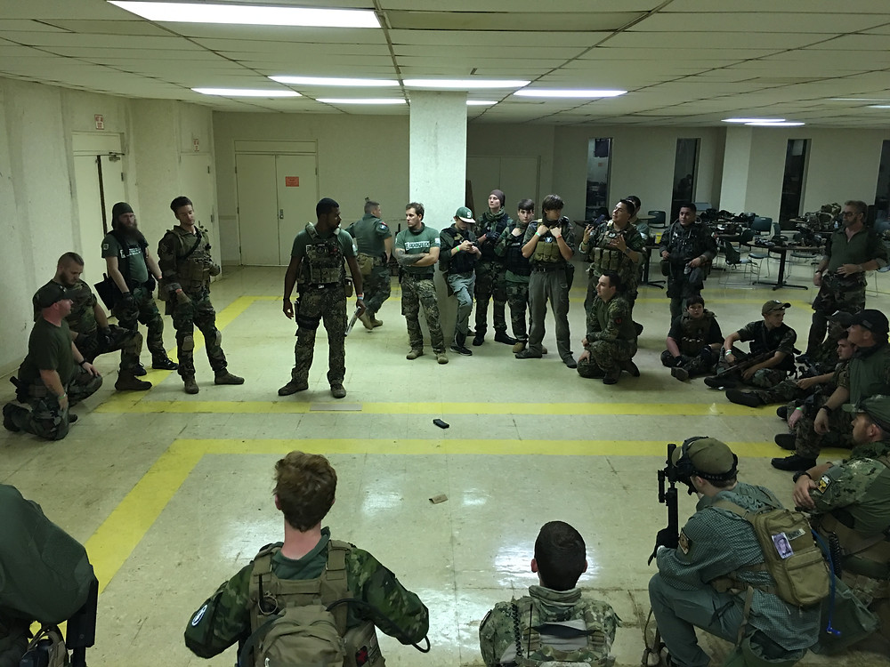 Unit rehearsals reduce some friction