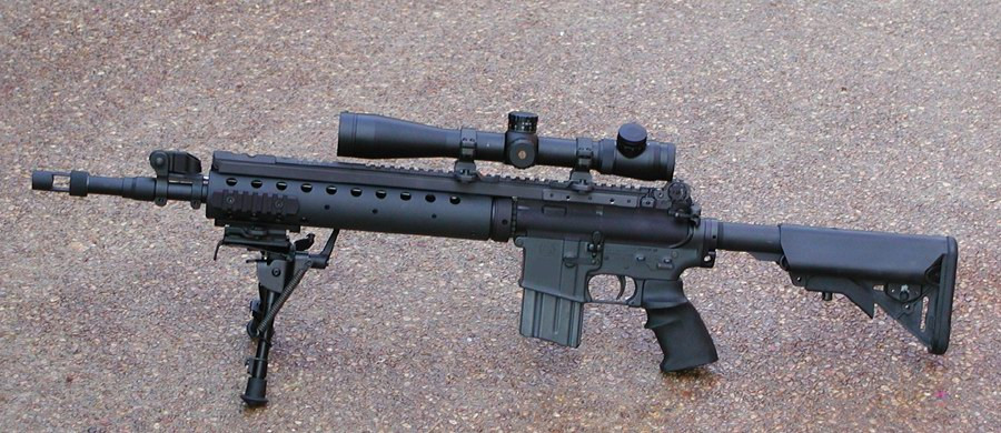 The MK 12 SPR