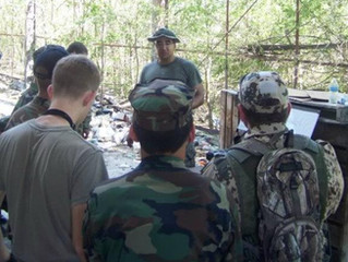 Troop Leading Procedures and MILSIM