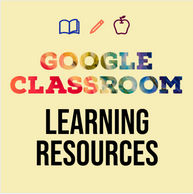 Google Classroom Learning Resources
