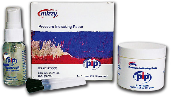 Mizzy Pressure Indicating Paste 2.25oz