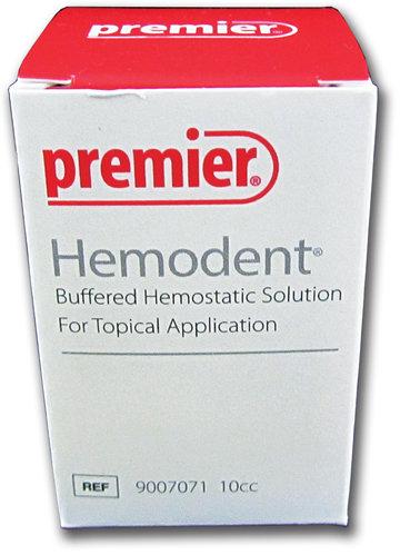 Hemodent 10cc