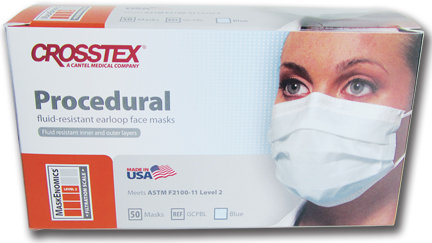Crosstex Masks