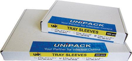 Tray Sleeves (Plastic)