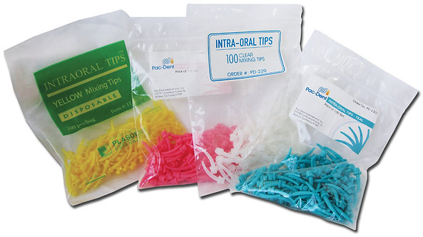 Intraoral Mixing Tips (100/Bag)