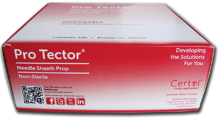 Needle Protector 500/bx