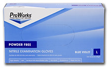 ProWorks Nitrile Gloves 200/bx