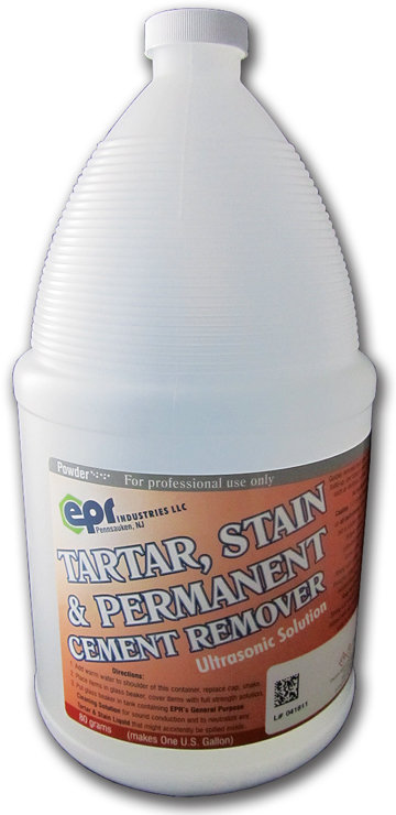 TartarAnd Stain Remover
