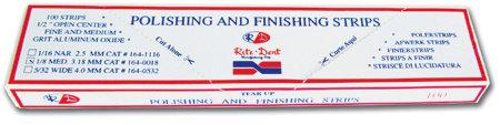 Polishing And Finishing Strips