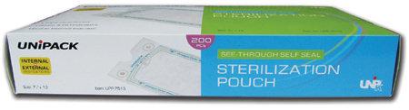 Self-Sealing Sterilization Pouch