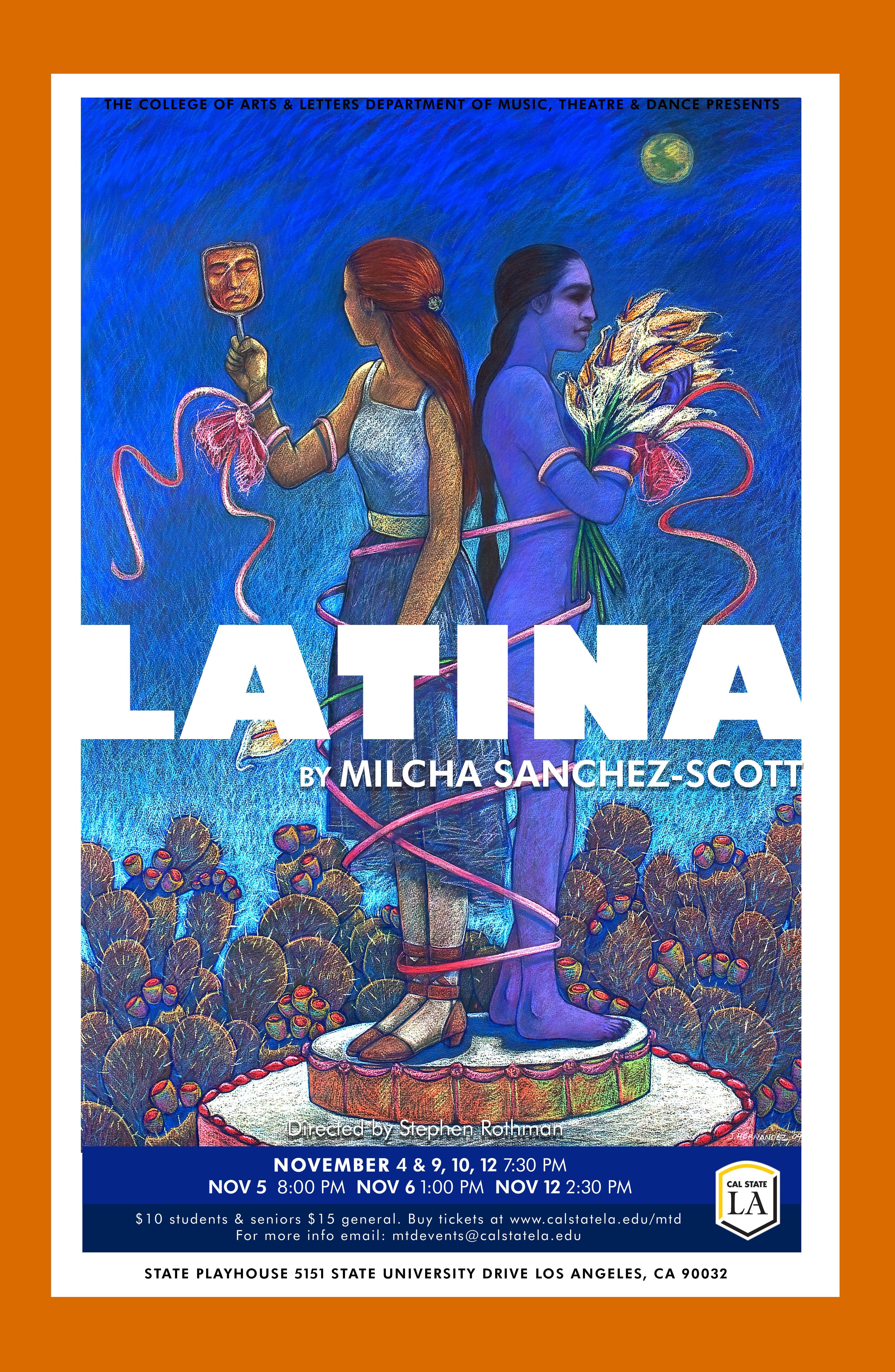 Latina Poster