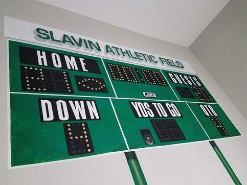 Slavin Field