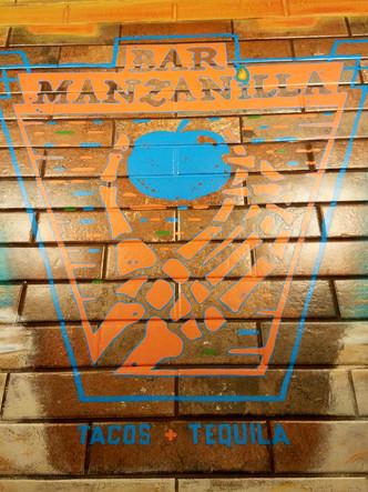 Bar Manzanilla Logo