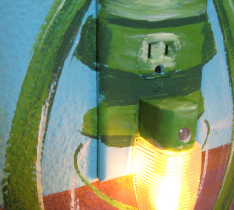 Faith's lantern