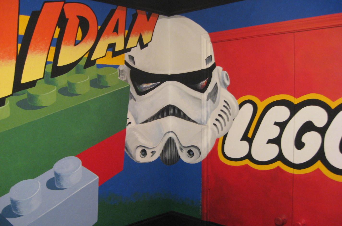 storm trooper corner