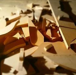 creative debris