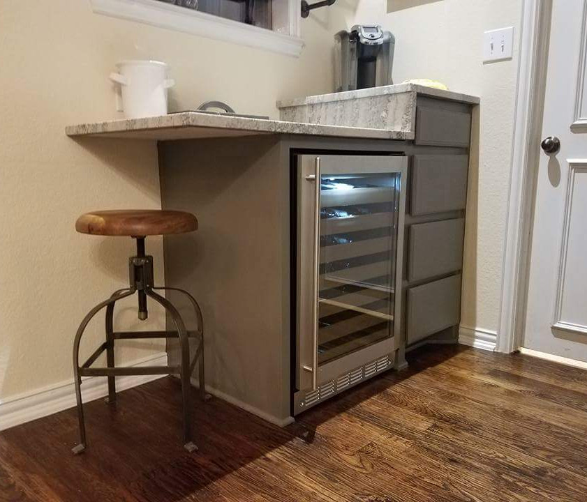 wine cooler and more