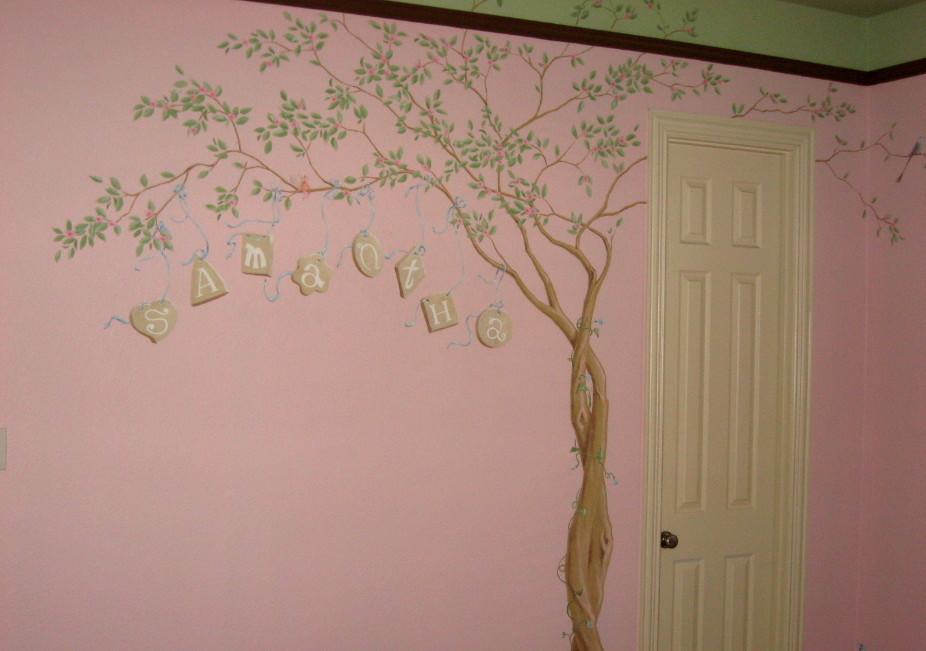 Samantha's tree top