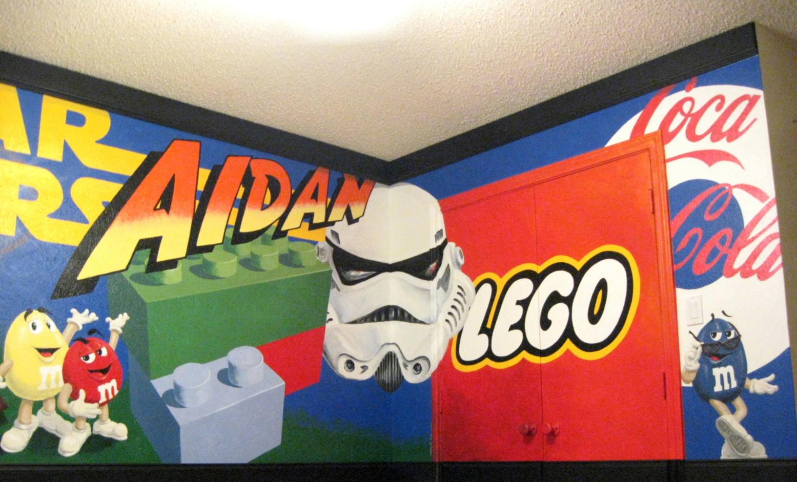AIDANs - room corner