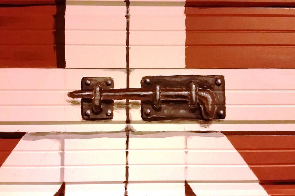 Doors latched ; )