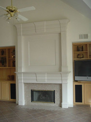 mantle BEFORE