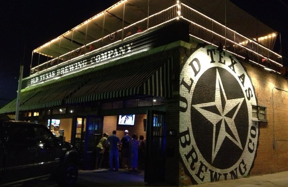 Old Texas Brewing Company