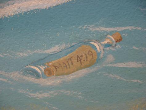 Message in a bottle: